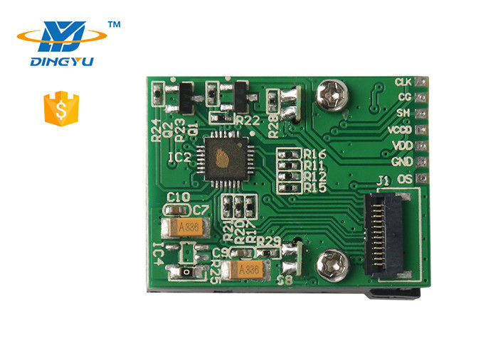 300times/S 1d Linear CCD Barcode Scanner Module For ATM